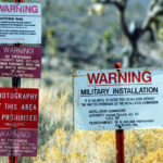 area 51 warnings